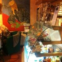 Photo taken at Village Cafe by Samantha G. on 6/14/2012