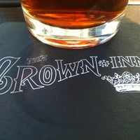 Photo taken at The Crown Inn by Andrew O. on 3/19/2012