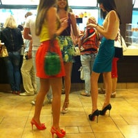 Снимок сделан в McDonald's пользователем Alsu S. 7/28/2012