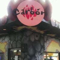 Photo taken at Carbon Live Fire Mexican Grill by Carlos S. on 3/17/2012