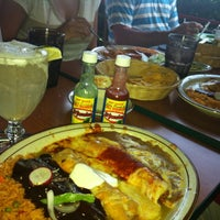 Photo taken at El Mexicano by Vik C. on 8/23/2012