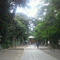 7/21/2012にMai K.が鹿島神宮で撮った写真