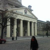 Photo taken at Marché Bonsecours by Lado C. on 4/7/2012