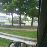 Photo taken at North End Little League Field by Maria S. on 7/2/2012