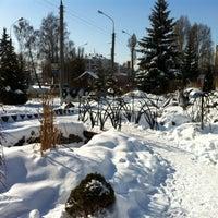 Photo taken at Салон меблів Нова by Володимир К. on 2/10/2012