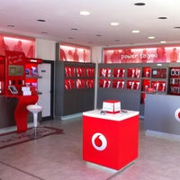 Photo taken at Vodafone Store by Christian P. on 3/10/2012