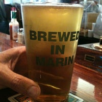 Photo taken at Marin Brewing Company by Rob C. on 8/15/2012