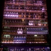 Photo taken at Clube Hotel Cambridge by Luiz X. on 7/15/2012