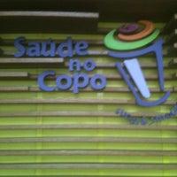 Foto tirada no(a) Saúde no Copo por Gerson V. em 7/29/2012