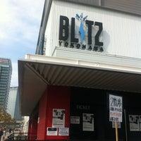 Photo taken at 横浜BLITZ by satotsun on 4/15/2012