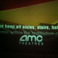 Photo taken at AMC Franklin Mills Mall 14 by David Djforce J. on 5/8/2012