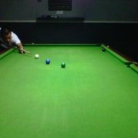 Photo taken at Balung Snooker by abd rahman syah r. on 8/23/2012