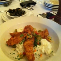 Photo taken at Virginia's on King by Nina C. on 8/12/2012