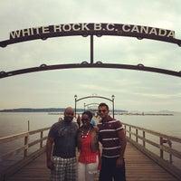 Photo taken at White Rock by Ms. e. on 8/26/2012