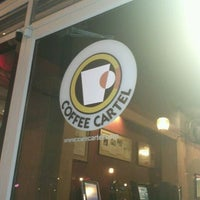 Photo taken at Coffee Cartel by Jae' E. on 6/6/2012