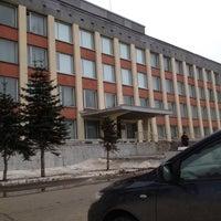 Foto tomada en Администрация Северодвинска por Michael V. el 4/6/2012