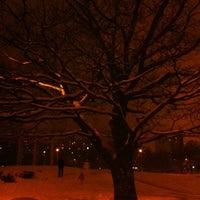 2/26/2012 tarihinde Georgeziyaretçi tarafından Парк «Дубки»'de çekilen fotoğraf