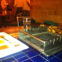 Photo taken at Barbeque Nation by Fizaan V. on 4/14/2012