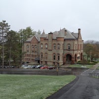 Photo taken at James B. Colgate Hall - Admissions Office by Matt H. on 4/27/2012
