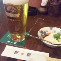 Photo taken at 風の蔵 by beicun c. on 3/31/2012