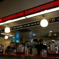 Photo taken at Ed's Easy Diner by Philip G. on 7/22/2012