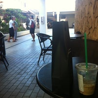 Photo taken at Starbucks by Lesley on 8/10/2012