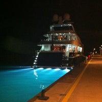 Photo taken at Porto dell'Etna - Marina di Riposto by Lio A. on 5/3/2012