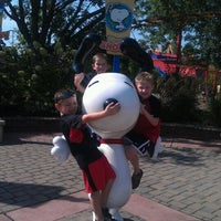 Photo taken at Snoopy's Junction by Marcia T. on 8/2/2012