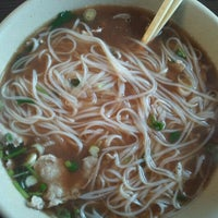 Photo taken at Mi Yum Vietnamese Cuisine by Cory C. on 3/21/2012