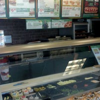 Photo taken at Subway by Kyle V. on 5/10/2012