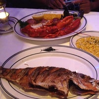 Photo taken at The Oceanaire Seafood Room by Patricia B. on 7/21/2012