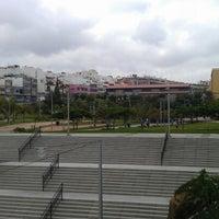 Photo taken at Parque de los Galgos by Alex G. on 7/30/2012