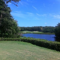 Photo taken at Crandon Golf at Key Biscayne by Juan F. G. on 6/10/2012