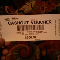 Photo taken at Twin River Casino by Liz R. on 3/17/2012