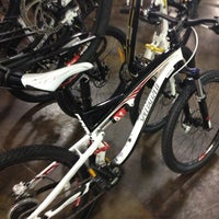 Photo taken at Richardson Bike Mart by David N. on 8/12/2012