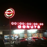 Photo taken at Gibson's Donuts by David F. on 5/24/2012