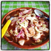 Photo taken at La Tuga by Rosa Isela M. on 8/11/2012