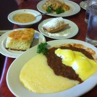 Photo taken at Lucile's by Pauly M. on 4/11/2012