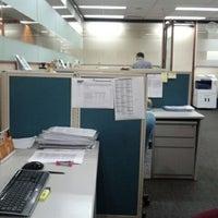 Photo taken at Indonesia Eximbank | Lembaga Pembiayaan Ekspor Indonesia by Andi H. on 8/9/2012