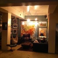 Photo taken at Kex Hostel by Nan X. on 3/10/2012