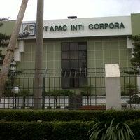 Photo taken at Apac Inti Corpora by Negeri D. on 3/29/2012