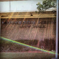 Photo taken at Muskegon Heights City Hall by CHILLA P. on 6/6/2012