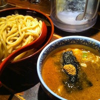 Photo taken at 三田製麺所 恵比寿南店 by satoshin0123 on 4/1/2012