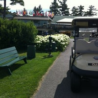 Photo taken at Ottawa Hunt and Golf Club by Gilles L. on 7/11/2012