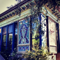 Photo prise au Dushanbe Teahouse par BJ H. le8/7/2012