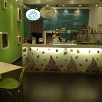 Photo taken at Moyo by Luis O. on 8/1/2012