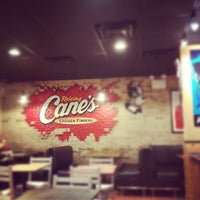 Photo taken at Raising Cane's Chicken Fingers by Tim T. on 5/20/2012