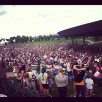 Photo taken at Bethel Woods Center for the Arts by Andrew T. on 8/8/2012