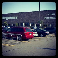 Photo taken at Wegmans by Lyndsay B. on 7/4/2012