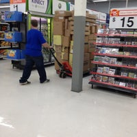 Photo taken at Walmart by Angel C. on 4/12/2012